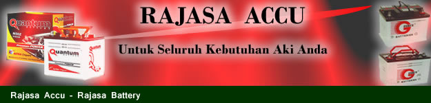 Rajasa Accu Battery Jogja