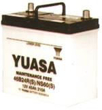 Yuasa Maintenance Free