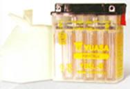 Yuasa Yumicron Sulfate Stop + Elektrolit dalam botol