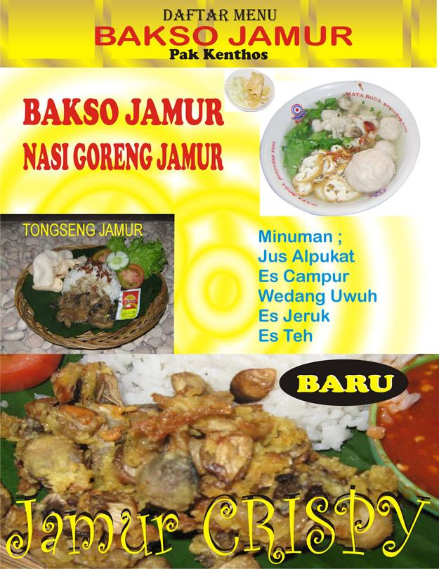 daftar-menu-bakso-jamur-pak-kenthos