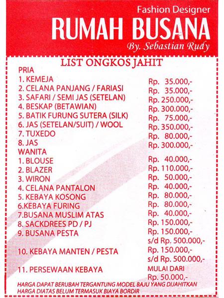 price-list-rumah-busana-sebastian-rudy
