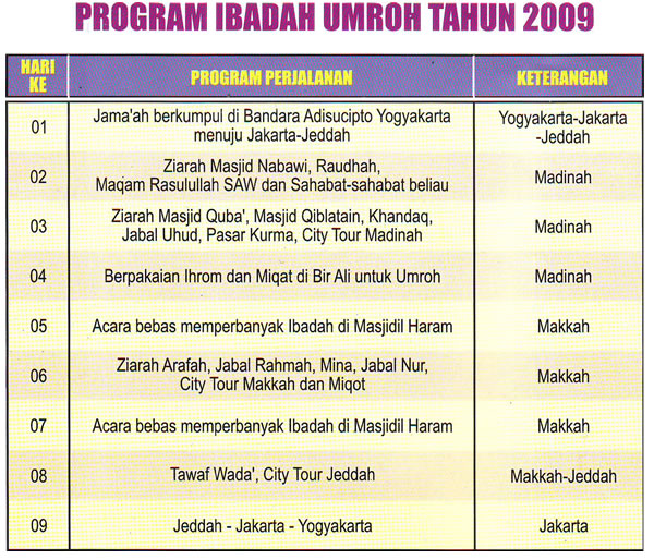 program-ibadah-umroh-2009