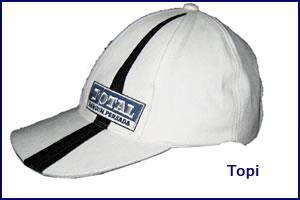 topi-putih