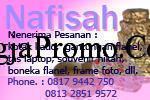 banner kecil nafisah