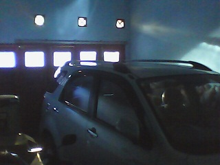 Garasi rumah sidoarum yogyakarta