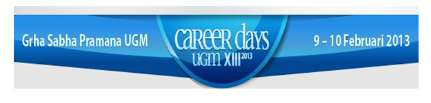 Job fair ugm 2013