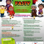 Festival Santri TPA/TPQ Se-DIY (FASTY) di Masjid Agung Bantul