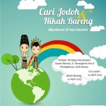 Cari Jodoh dan Nikah Bareng MemBumi