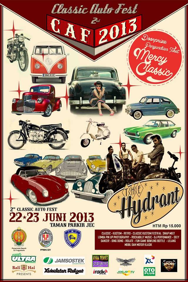 Classic Auto Fest 2013