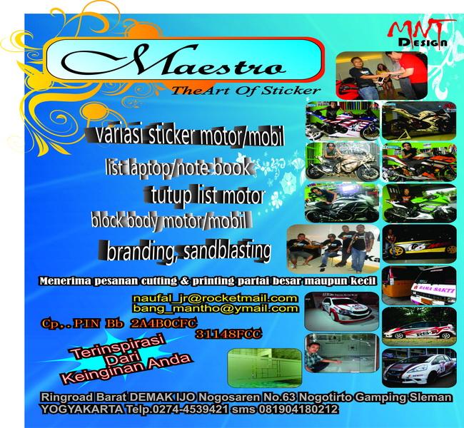 sticker motor dan mobil maestro_resize
