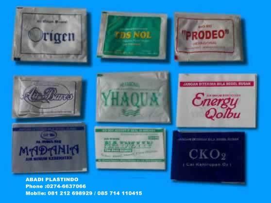 Label Plastik Abadi plastindo