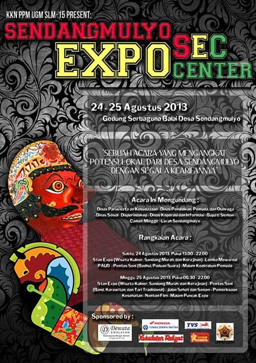 sendang mulyo expo