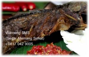 Waroeng ikan bakar SMS (segar Memang Sehat)