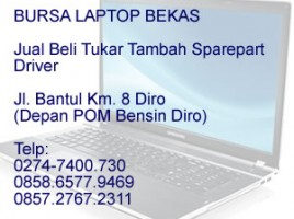 icon bursa laptop bekas