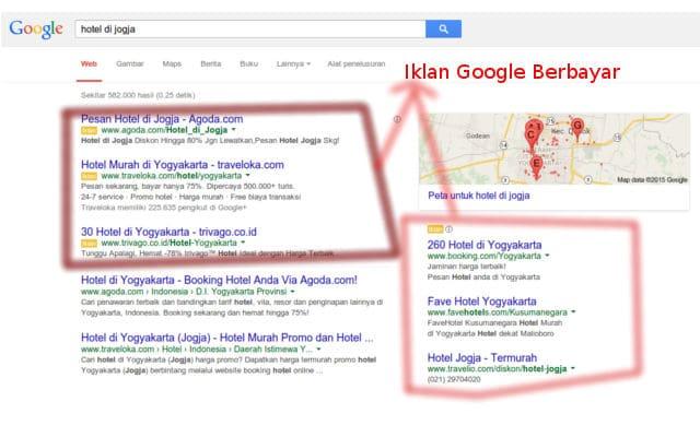 jasa pasang iklan google
