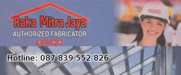 Baja Ringan Jogja - pryda fabricator header