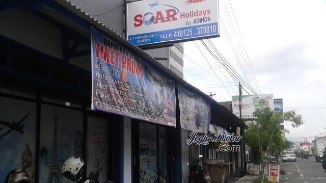 soar holiday jogja