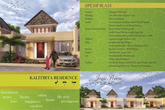 kalitirta-residence-spesifikasi-2016