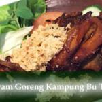 Ayam Kampung Goreng Bu Tri :: Lezaaaat betulllll…
