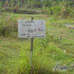 Tanah Dijual di Murangan
