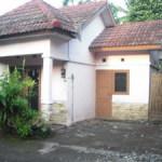 Dijual rumah Jl Magelang