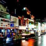 Malioboro street at Yogyakarta, Indonesia