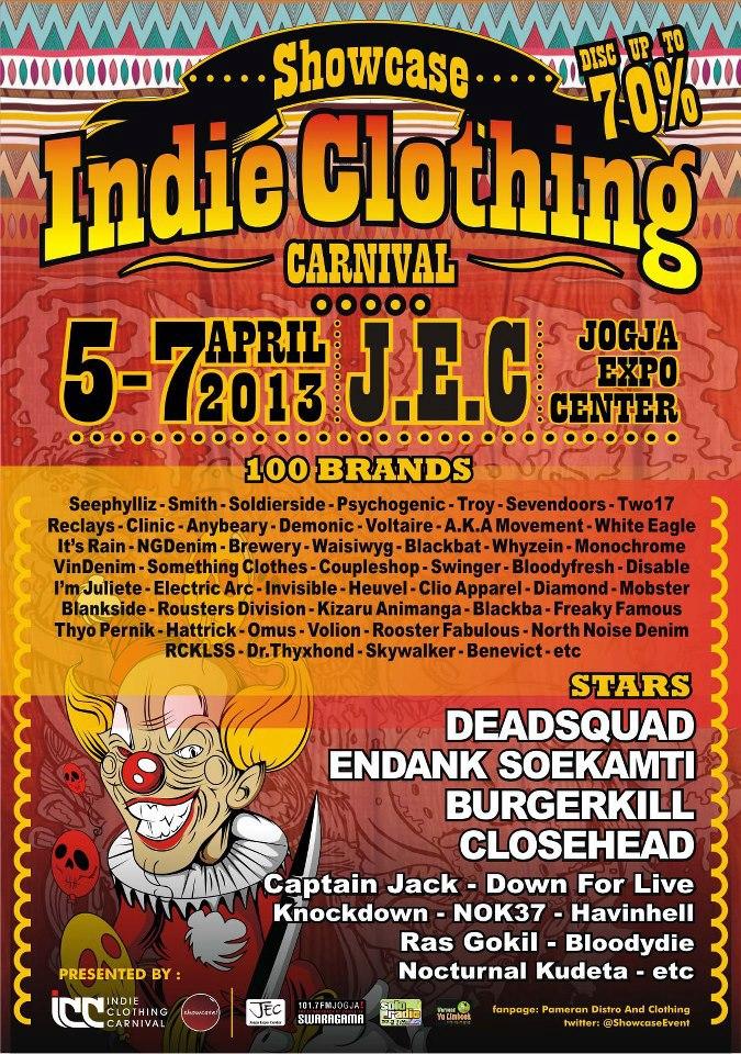 Indie Cloting Carnival