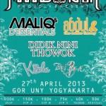 Konser Mahabarata Maliq & D'Essentials dan Abdul