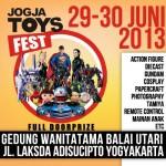 Jogja Toys Fest || 29-30 Juni 2013