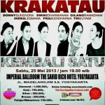 """konser Krakatau Band """"Kembali Satu"""""""