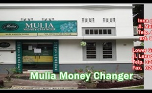 mulia Money Changer