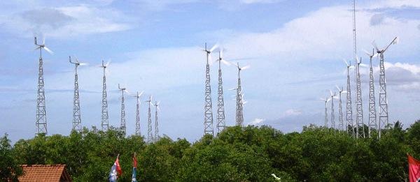 Akan Dibangun 25 Tower Angin di Bantul Pembangkit Listrik ...