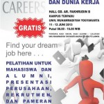 Job Fair UMY 11-12 Juni 2013
