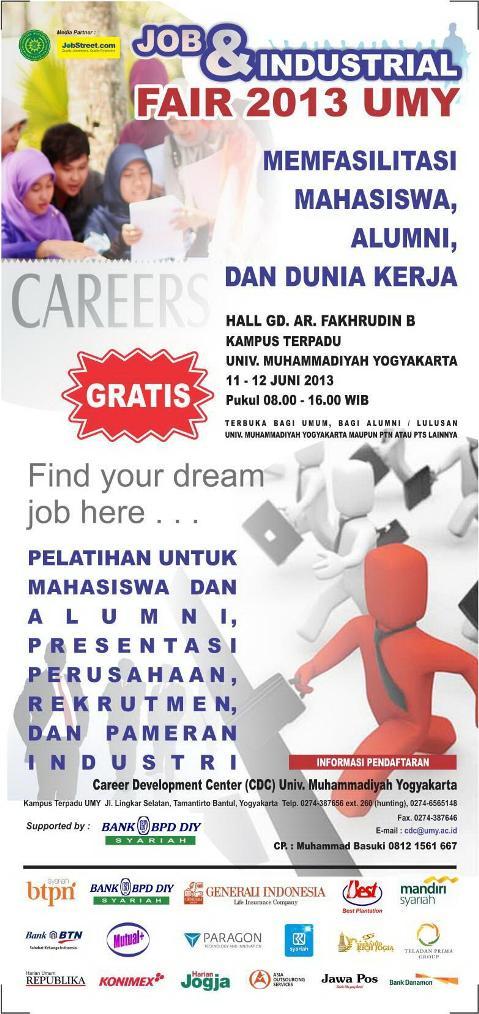 jobfair Umy