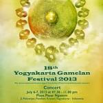Festival Gamelan Yogyakarta 2013