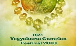 Yogyakarta Gamelan Festival 2013