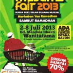 Jogja Muslim Fair 2013
