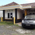 Dijual rumah siap huni di Bangunjiwo Bantul.