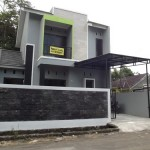 Jual Rumah Siap Huni di Utara Stadion Maguwoharjo Yogyakarta