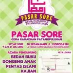 event Jogja | Pasar Sore Gema Ramadhan Patangpuluhan