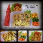 menu non diet by order