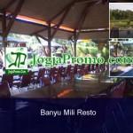 Banyu Mili Resto Yogyakarta