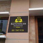 Baitussalam Homestay