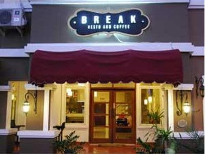 Break Resto and Coffee Jogja