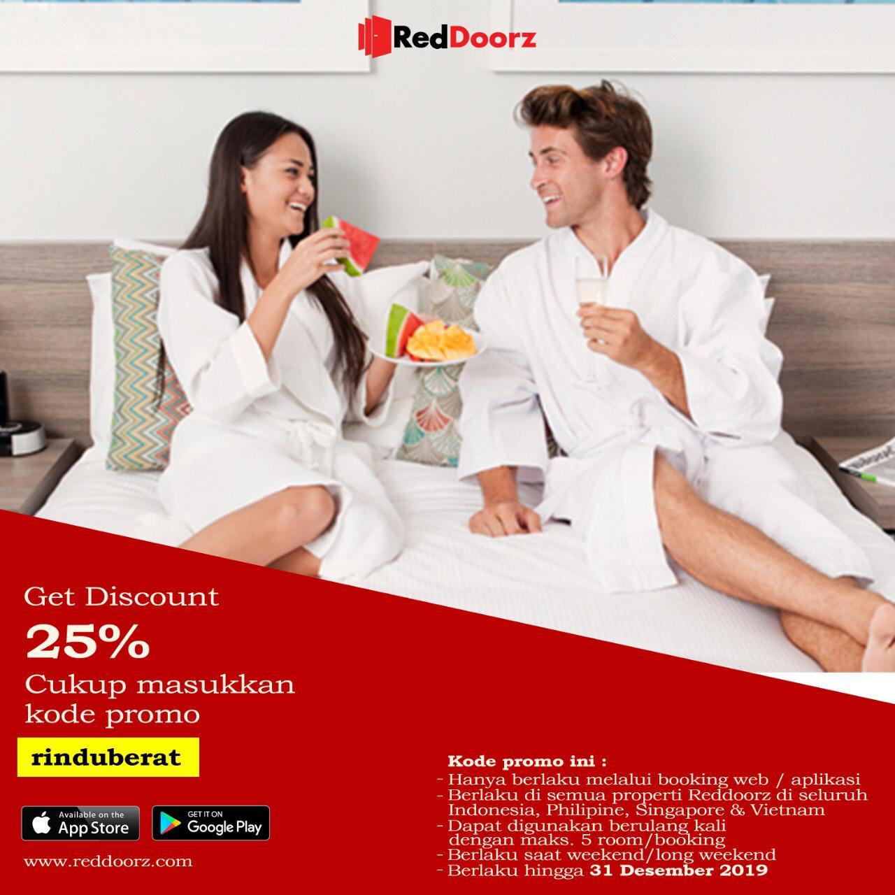 Kupon Reddoorz Desember 2020 Untuk Kamu Di Pasangkayu Yogyakarta Jogja
