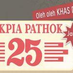 Dibutuhkan SPG dan kasir di Bakpia 25 Ongko Joyo Ks Tubun Jogja
