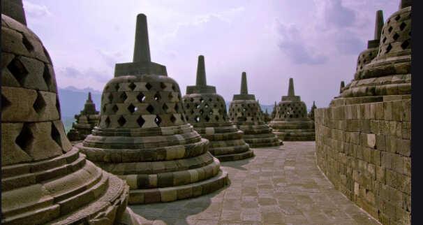 candi borobudur - borobudur temple